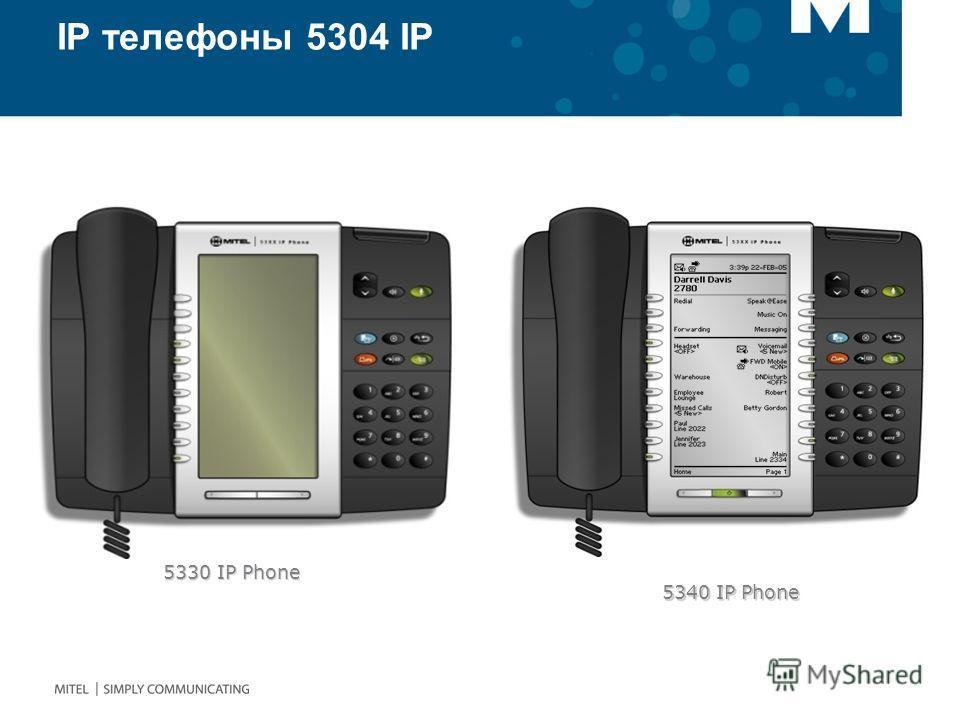 5330 IP Phone 5340 IP Phone