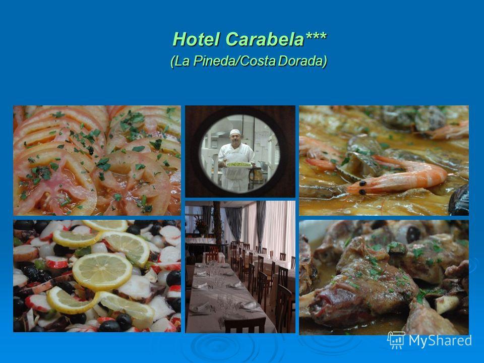 Hotel Carabela*** (La Pineda/Costa Dorada) Hotel Carabela*** (La Pineda/Costa Dorada)