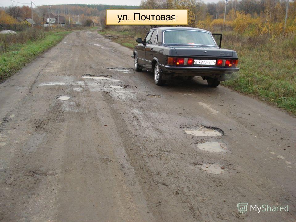 ул. Почтовая