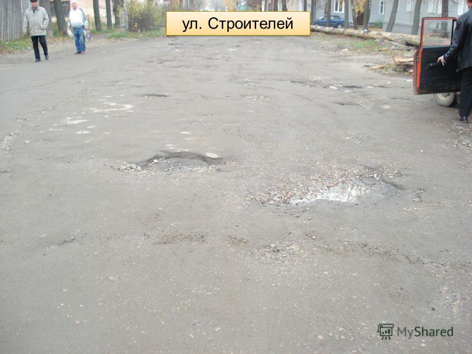 ул. Строителей