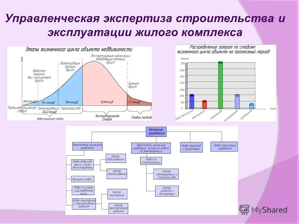 Управленческая экспертиза строительства и эксплуатации жилого комплекса