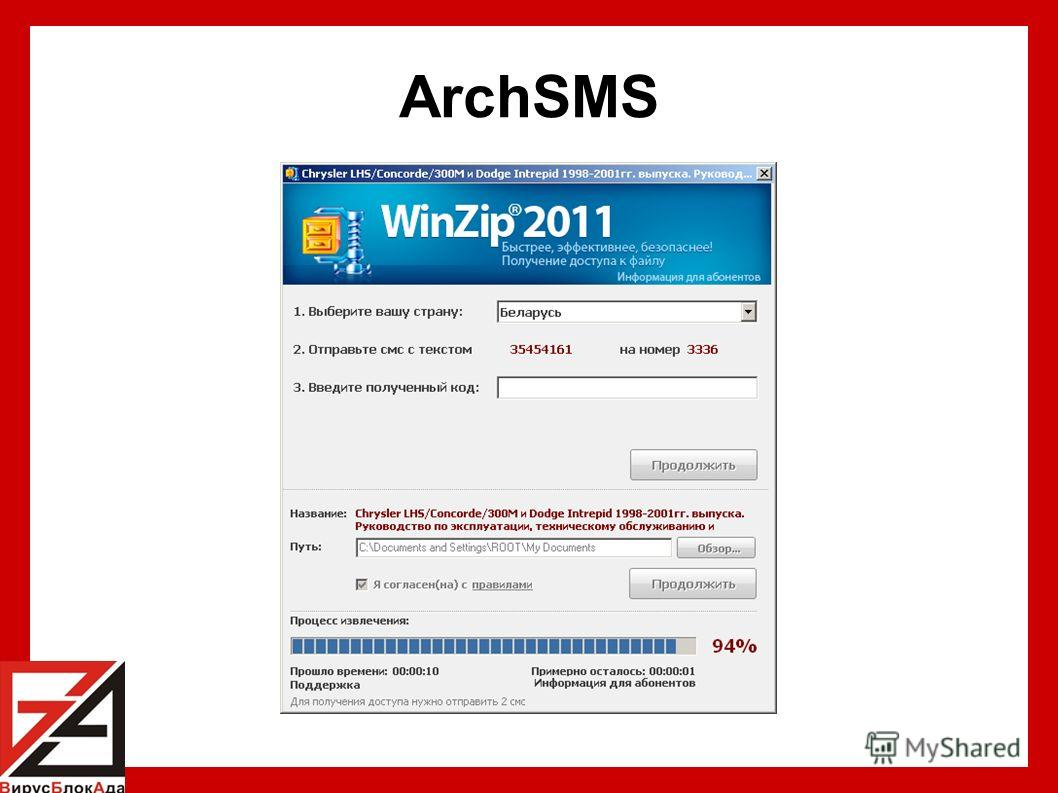 ArchSMS