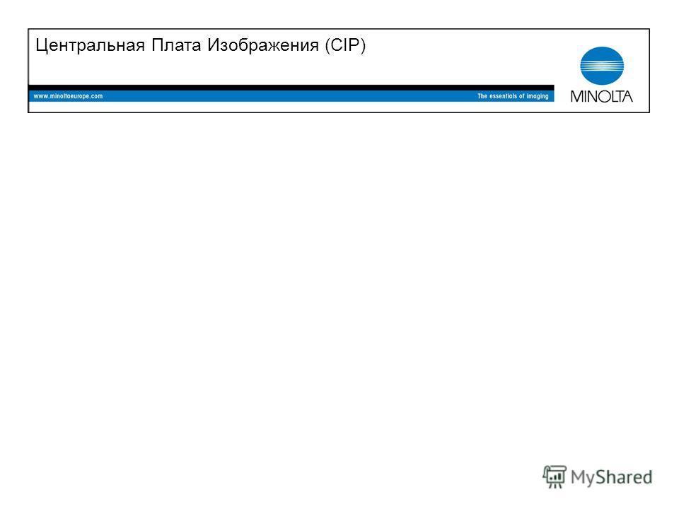 Центральная Плата Изображения (CIP)