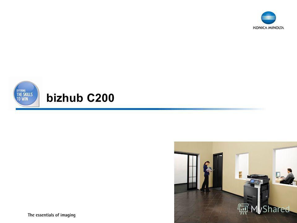 1 bizhub C200