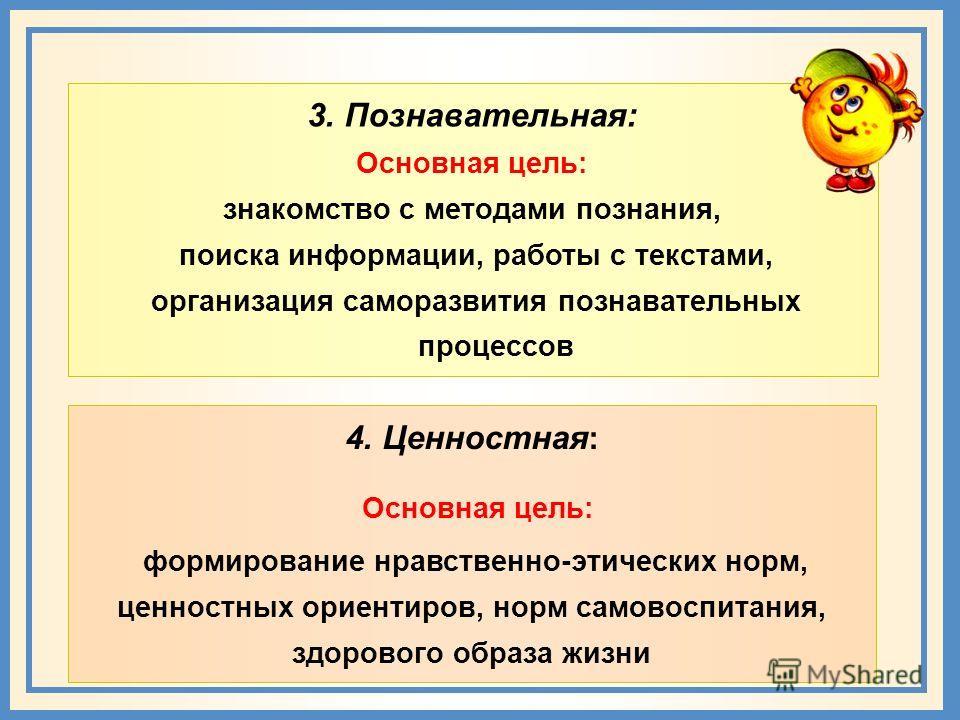 1. Организационно-рефлексивная Основная цель: знакомство с шагами учебной деятельности Курс «Мир деятельности» состоит из четырех содержательно-методических линий: 2. Коммуникативная : Основная цель: формирование норм поведения в классе, норм общения