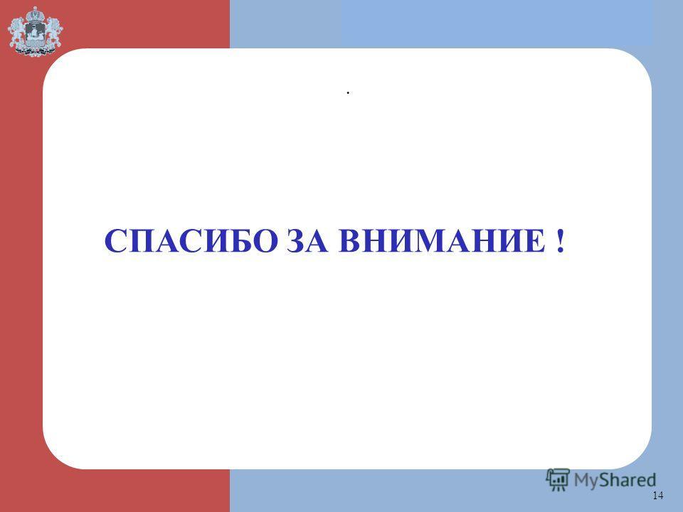 ПТ СПА. СПАСИБО ЗА ВНИМАНИЕ ! 14