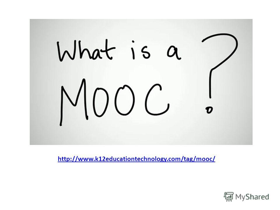 http://www.k12educationtechnology.com/tag/mooc/
