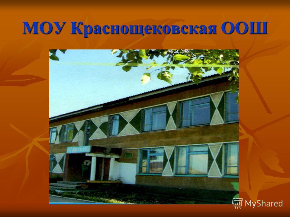 МОУ Краснощековская ООШ