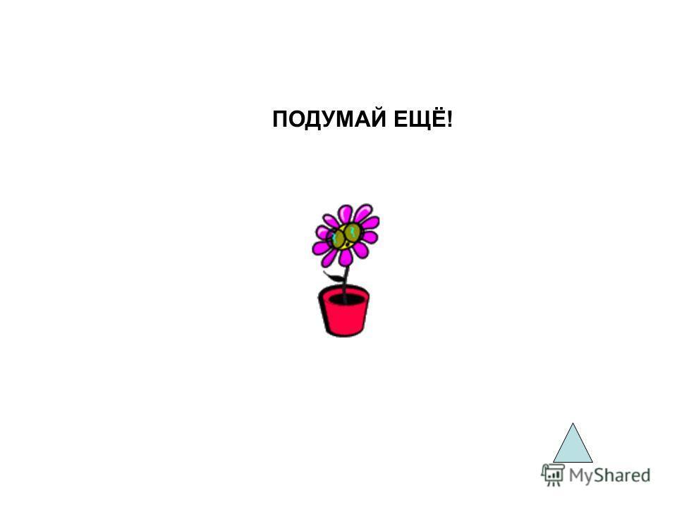 ПОДУМАЙ ЕЩЁ!