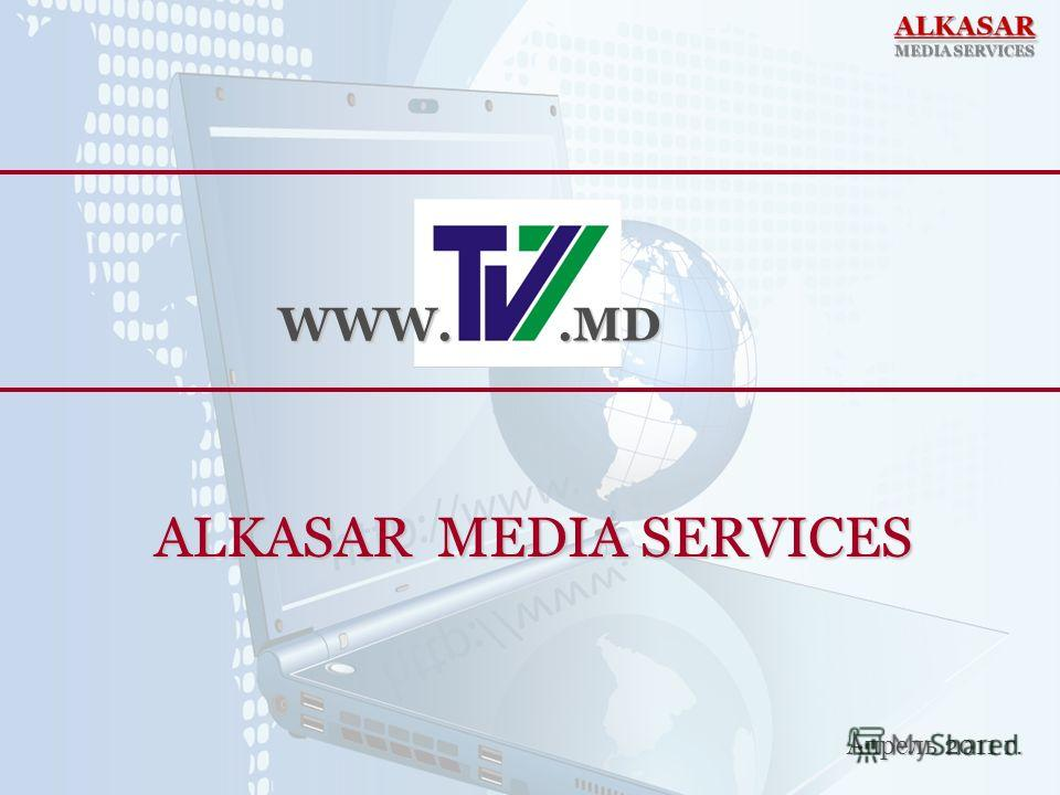 ALKASAR MEDIA SERVICES Апрель 2011 г. WWW..MD