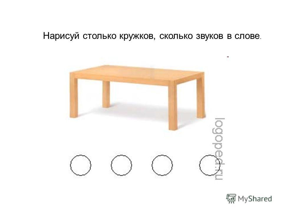 Обведи букву, которая есть в названии картинки.