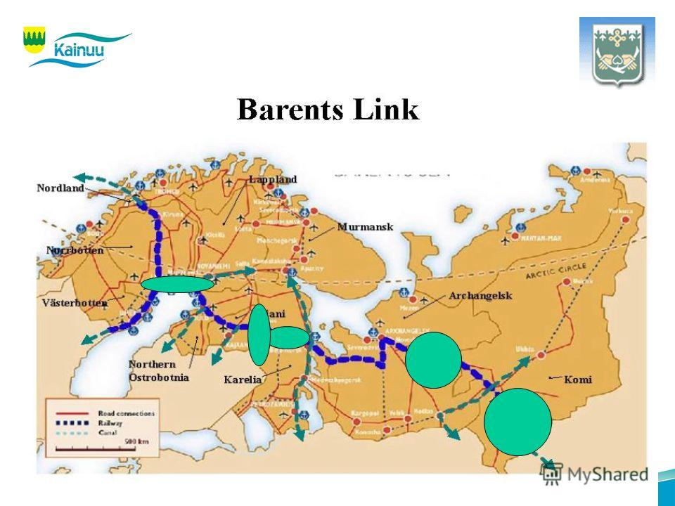 Barents Link is a part of global freight corridor from United States to Russia, China etc.!