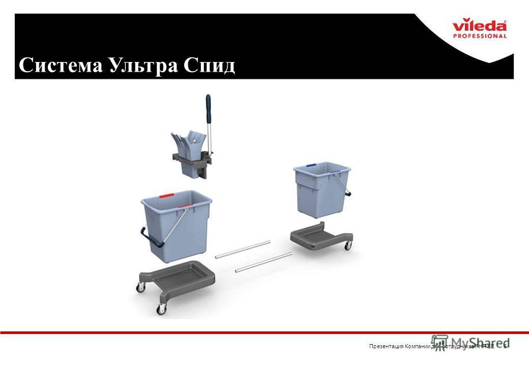 Презентация Компании для сотрудников FHP EE 6 Система Ультра Спид