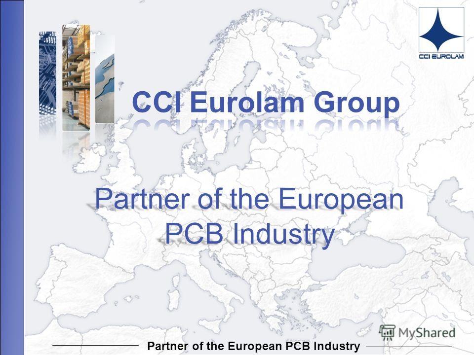 Partner of the European PCB Industry Partner of the European PCB Industry Partner of the European PCB Industry