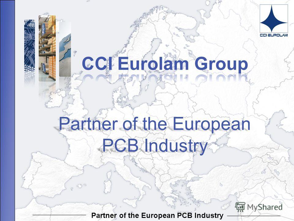Partner of the European PCB Industry Partner of the European PCB Industry Partner of the European PCB Industry