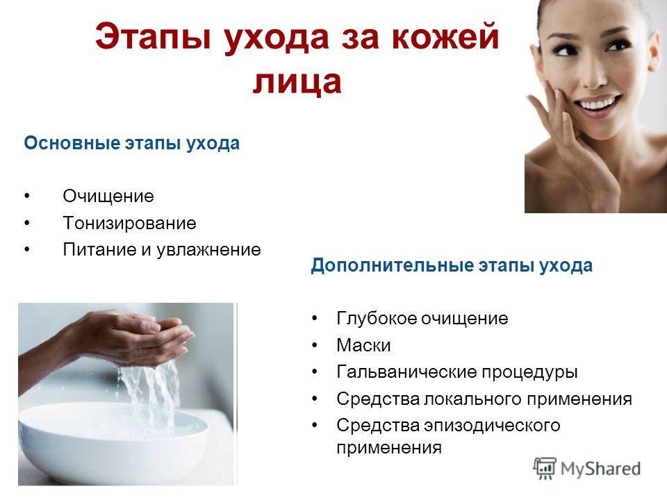 Средство для очищения пор кожи лица