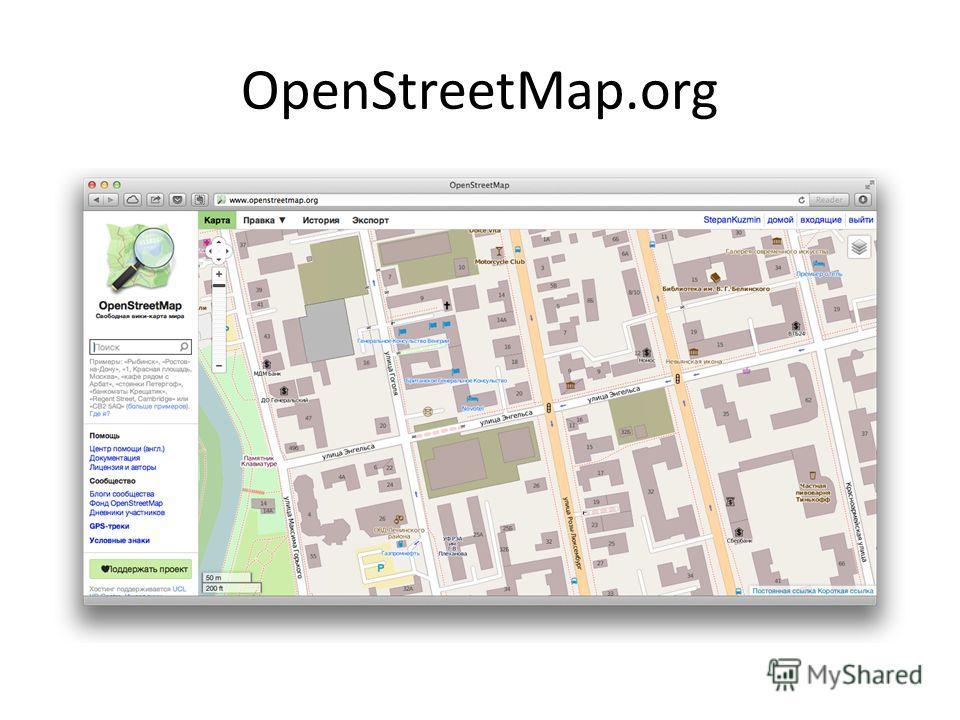 OpenStreetMap.org