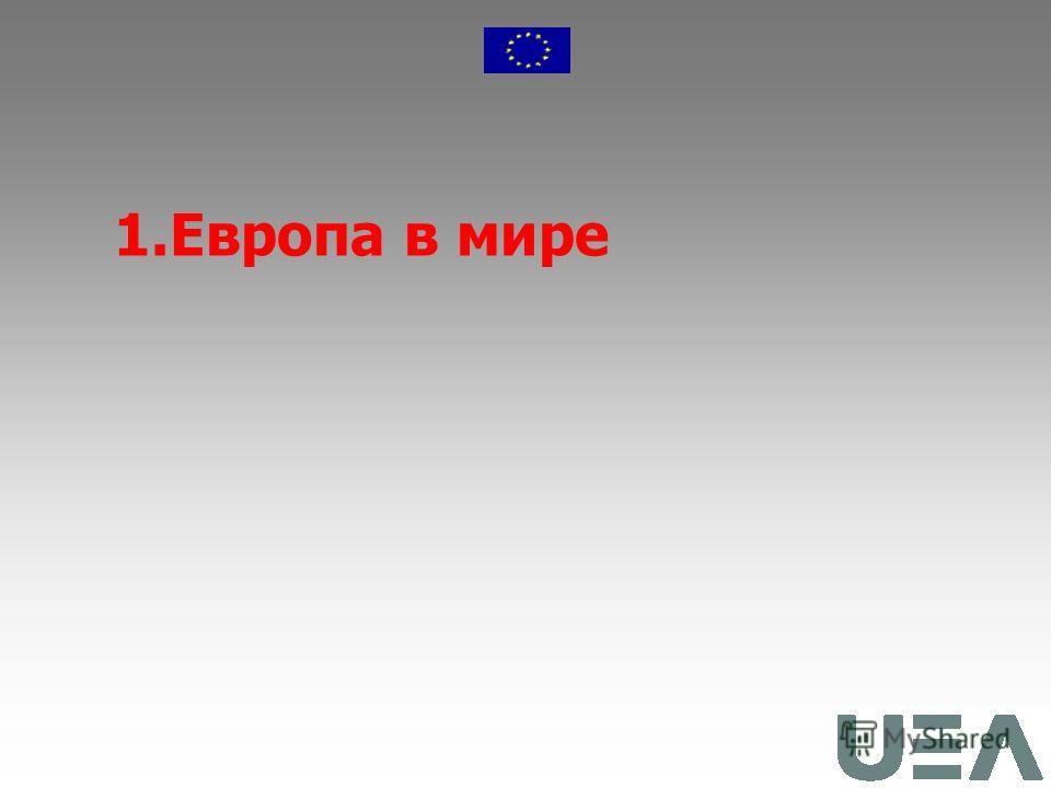 1.Европа в мире 2.Производство в Европе 3.Мебельная торговля в Европе 4.Дистрибьюция в Европе