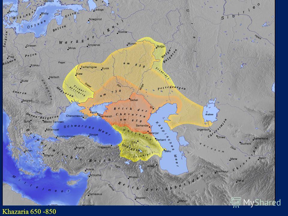 Khazaria 650 -850 http://upload.wikimedia.org/wikipedia/commons/a/a9/Chasaren.jpg