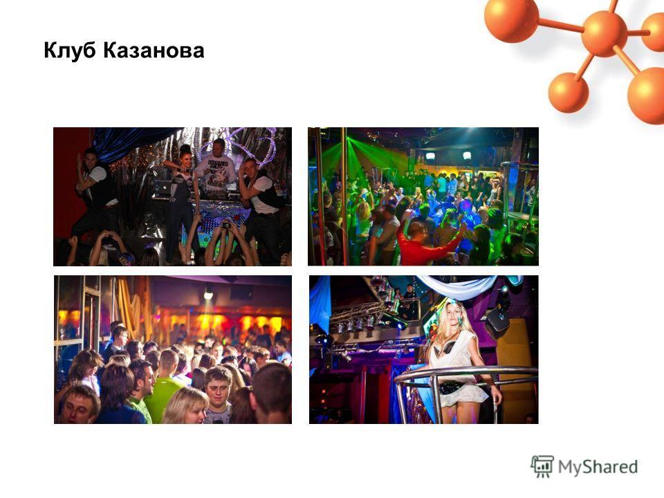 Клуб Казанова