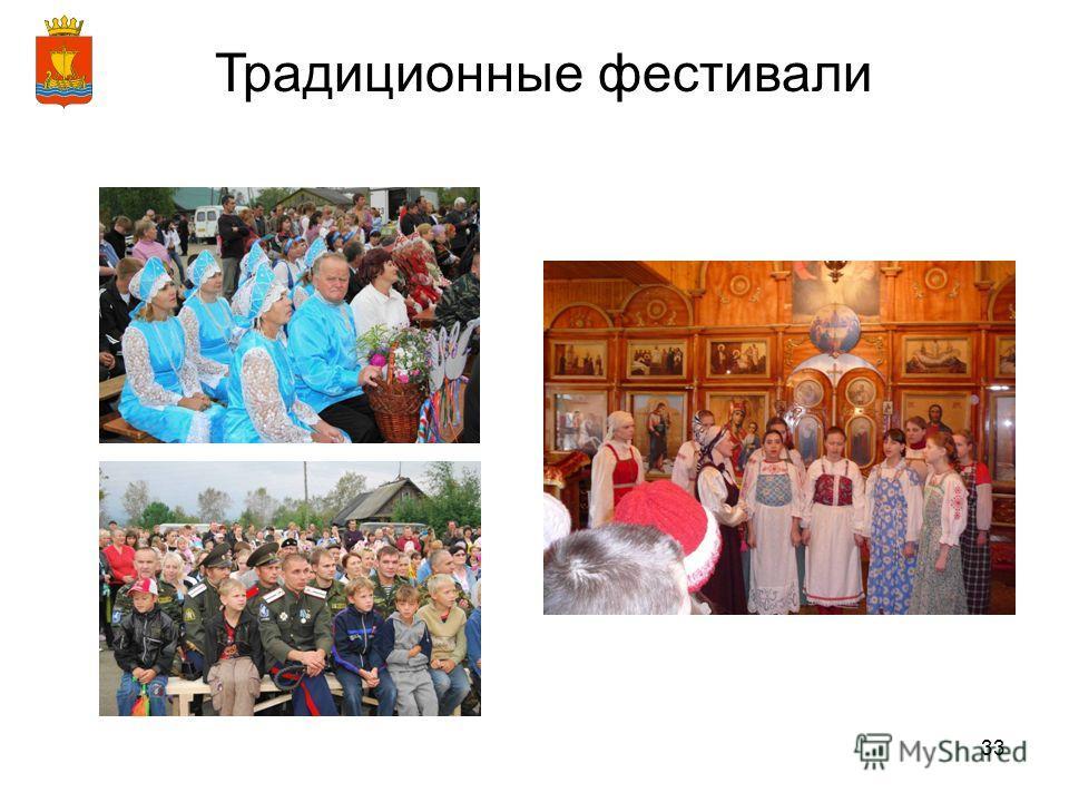 33 Традиционные фестивали