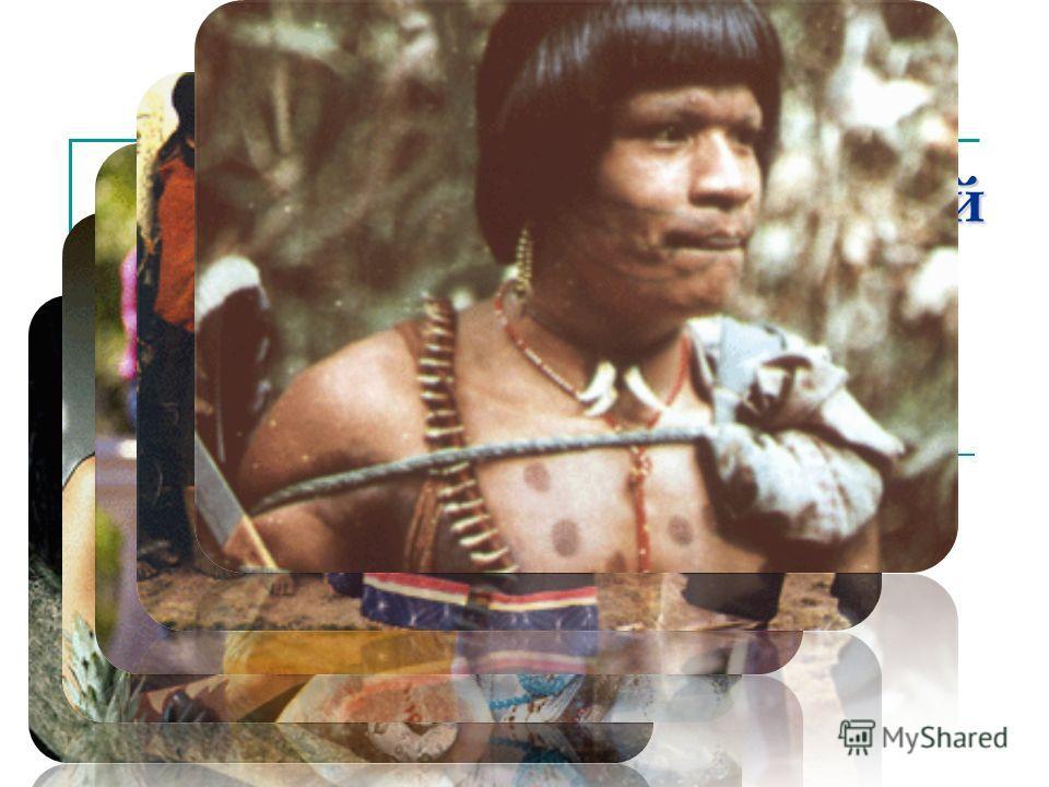 Народы и страны Южной Америки