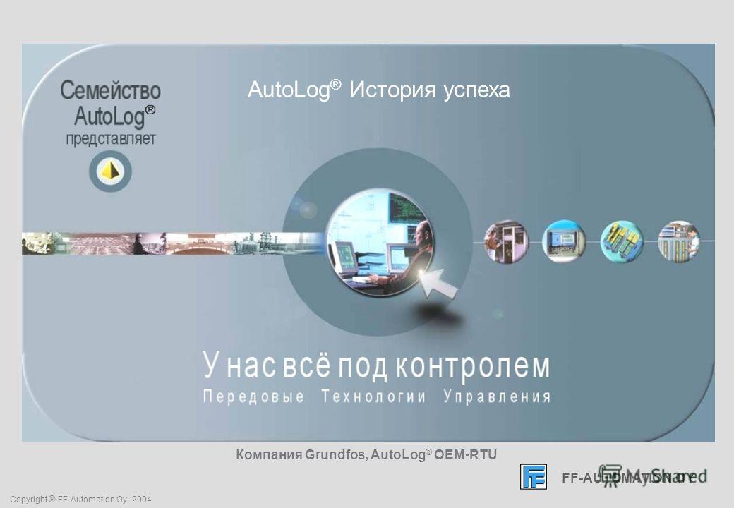 FF-AUTOMATION OY Copyright