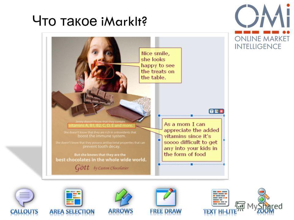 Что такое iMarkIt?