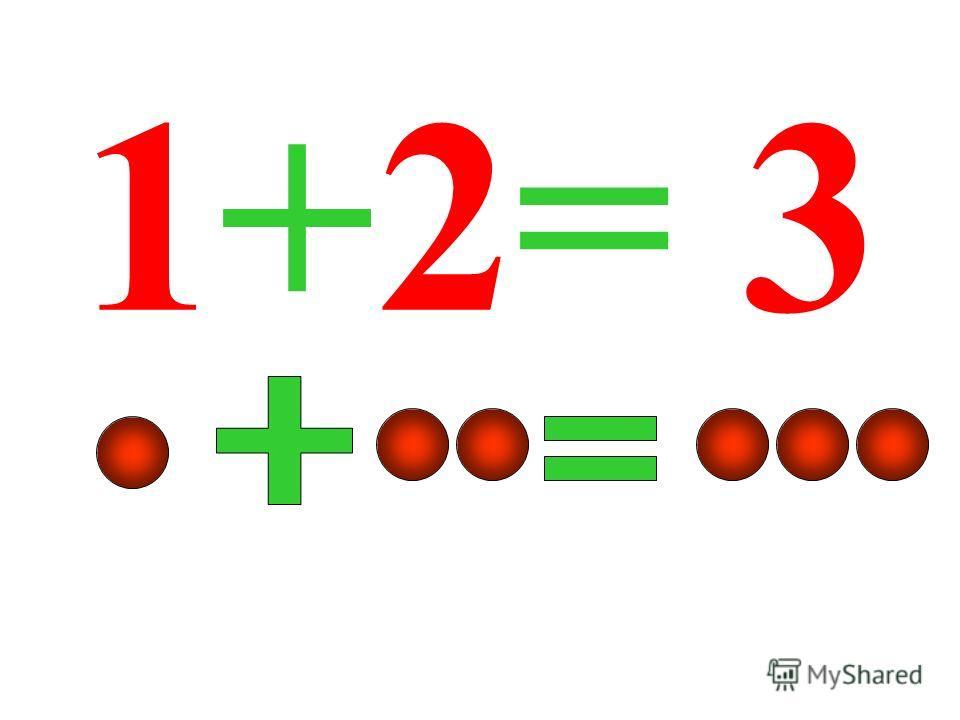 1+2= 3 1+2= 3.