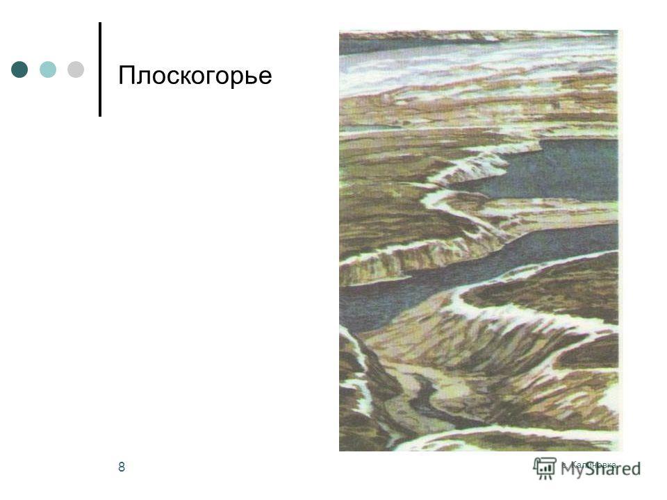 с. Калиновка 8 Плоскогорье
