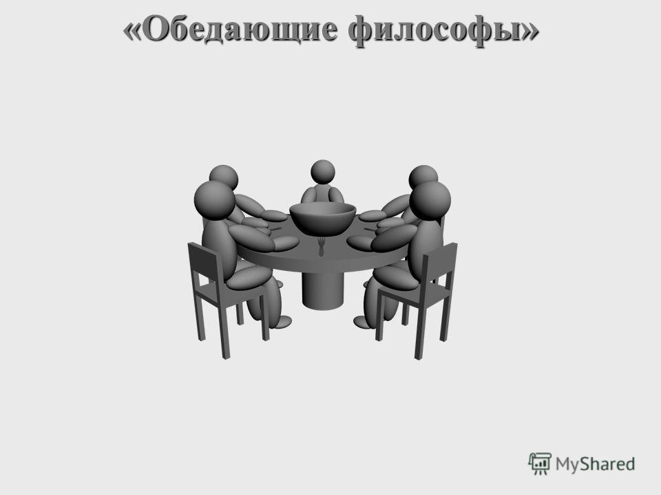 «Обедающие философы»