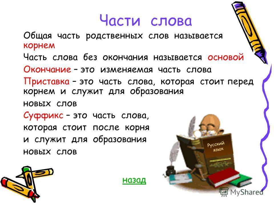 СЛОЖНЫЕ СЛОВА Сложные слова образуются путём сложения двух или нескольких основ при помощи соединительных гласных О или Е. Русский язык назад