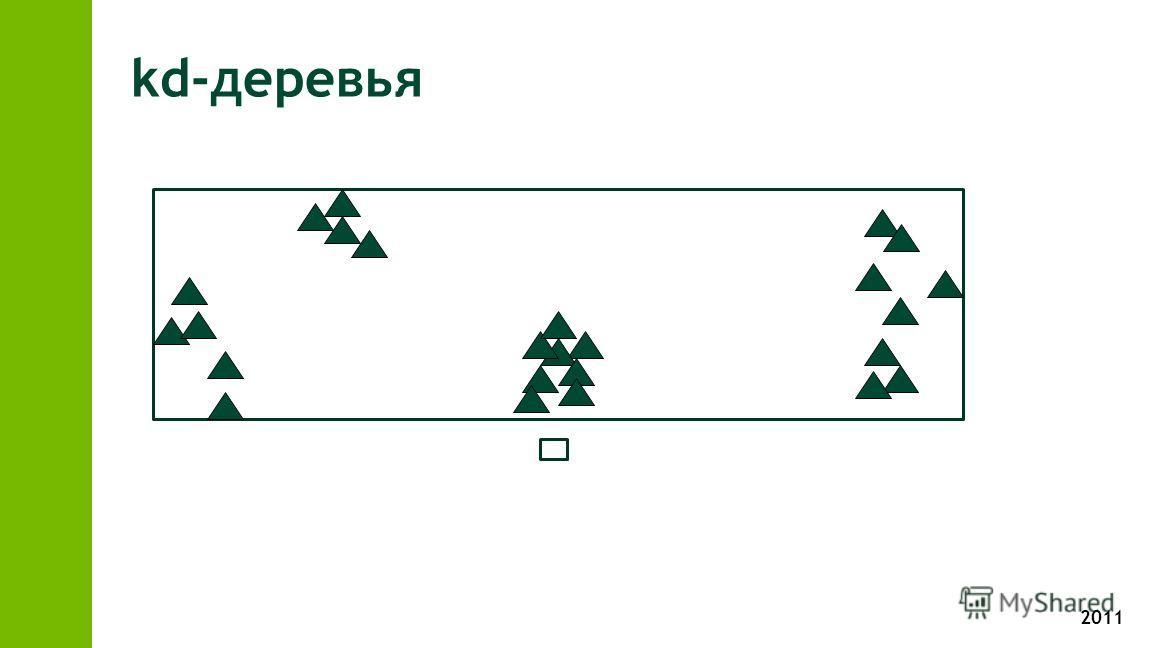 2011 kd-деревья