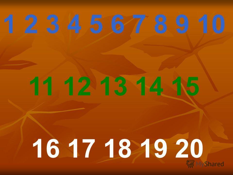 1 2 3 4 5 6 7 8 9 10 11 12 13 14 15 16 17 18 19 20