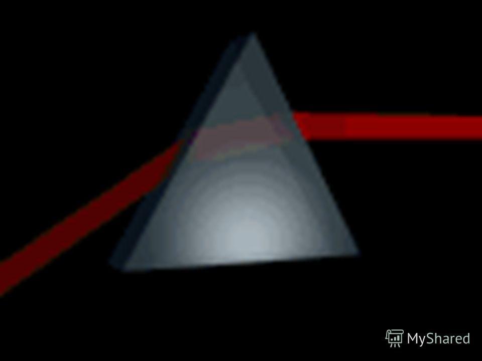 Дисперсией света называется зависимость показателя преломления n вещества от частоты ν (длины волн λ) света или зависимость фазовой скорости световых волн от их частоты. 9.1. Дисперсия света или