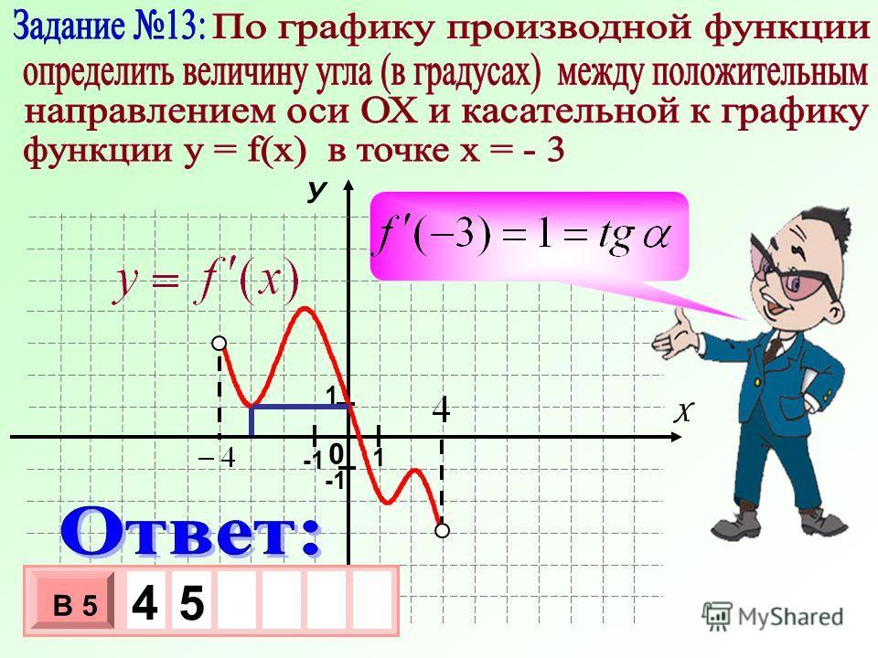 0 У Х 1 1 - 3 х 1 0 х В 5 4 5