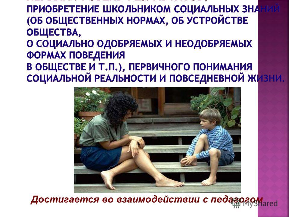 Личностный рост это процесс: 1)приобретения школьником социальных знаний, 2)развития его позитивных отношений к базовым общественным ценностям, 3)получение им опыта самостоятельного социального действия.