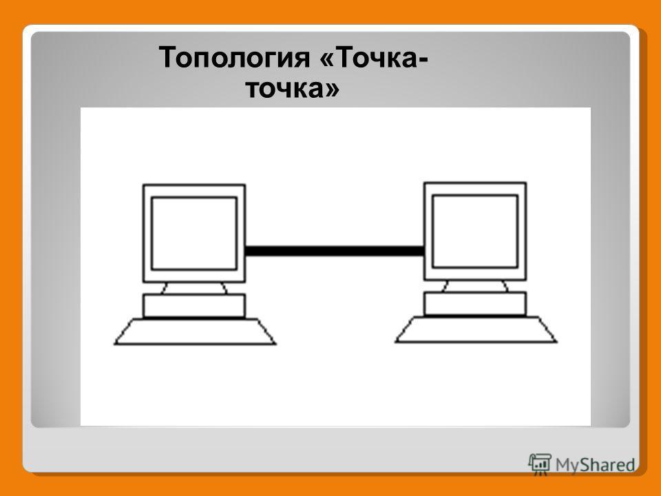 Топология «Точка- точка»
