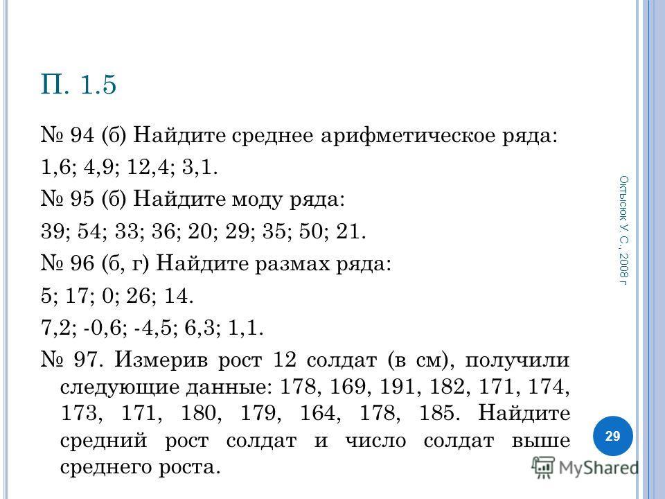 28 Октысюк У. С., 2008 г