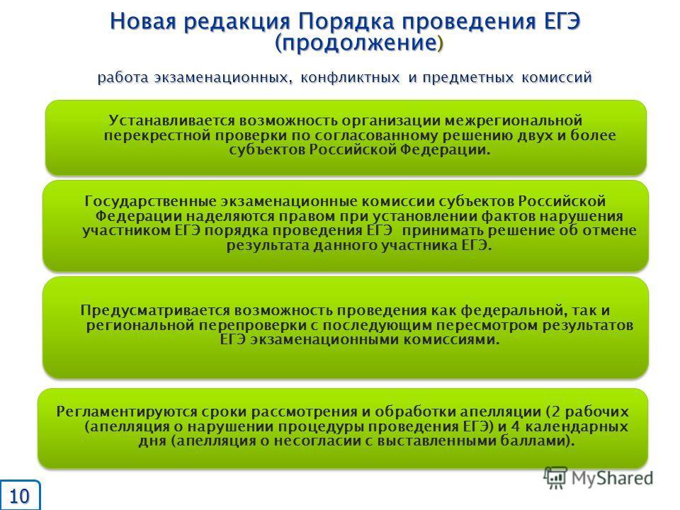 Устанавливается возможность организации межрегиональной перекрестной проверки по согласованному решению двух и более субъектов Российской Федерации. Предусматривается возможность проведения как федеральной, так и региональной перепроверки с последующ