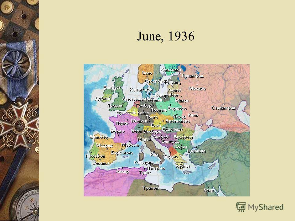 June, 1936