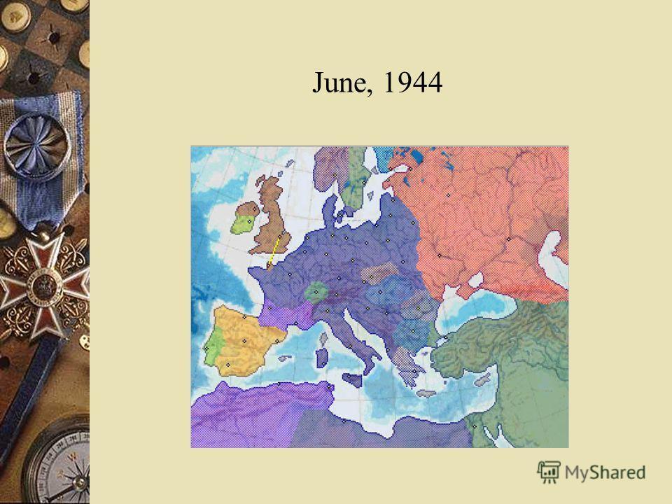 June, 1944