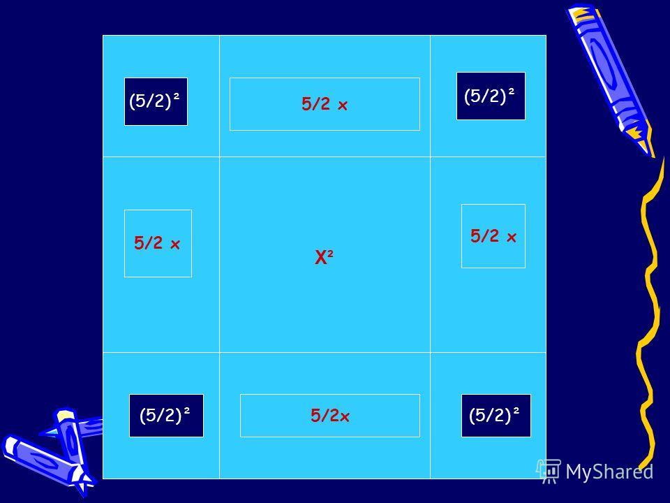 ( Х²Х² 5/2 x (5/2)²5/2x(5/2)² 5/2 x (5/2)² 5/2 x