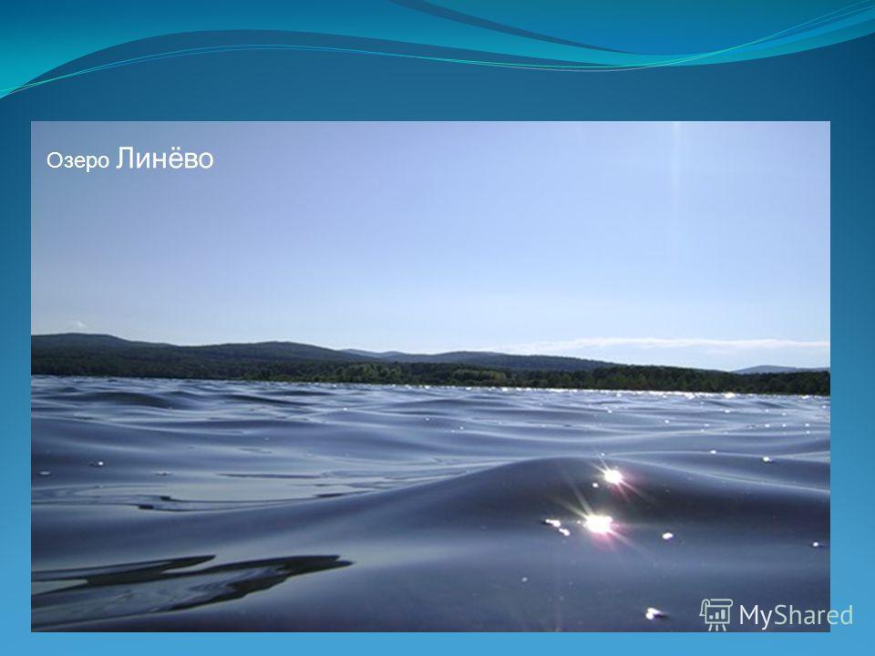 Озеро Линёво