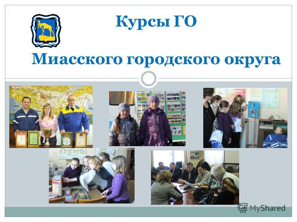 Курсы ГО Миасского городского округа