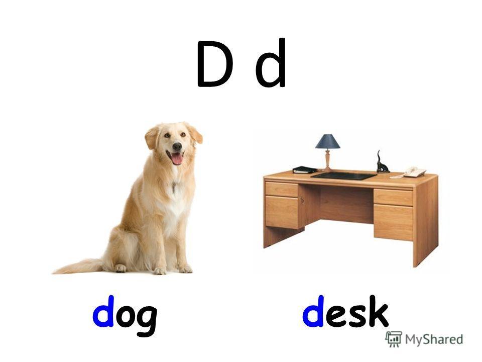D d dogdesk