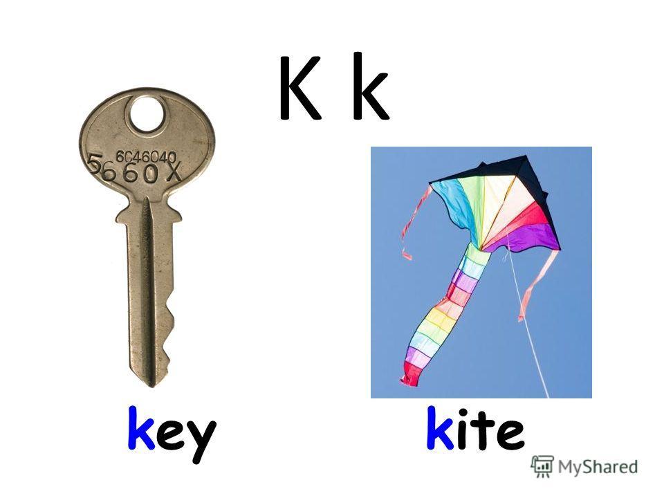 K k keykite