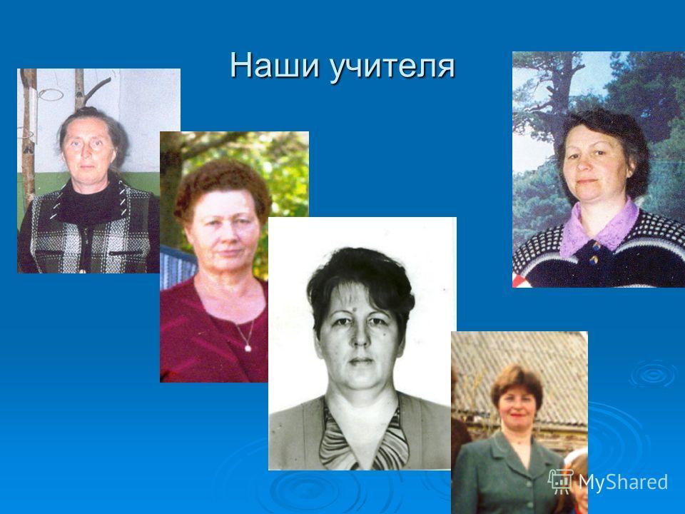 Наши директора Викулов К.И. Язев А.И. Язев О.А. Поварова Л.Е.
