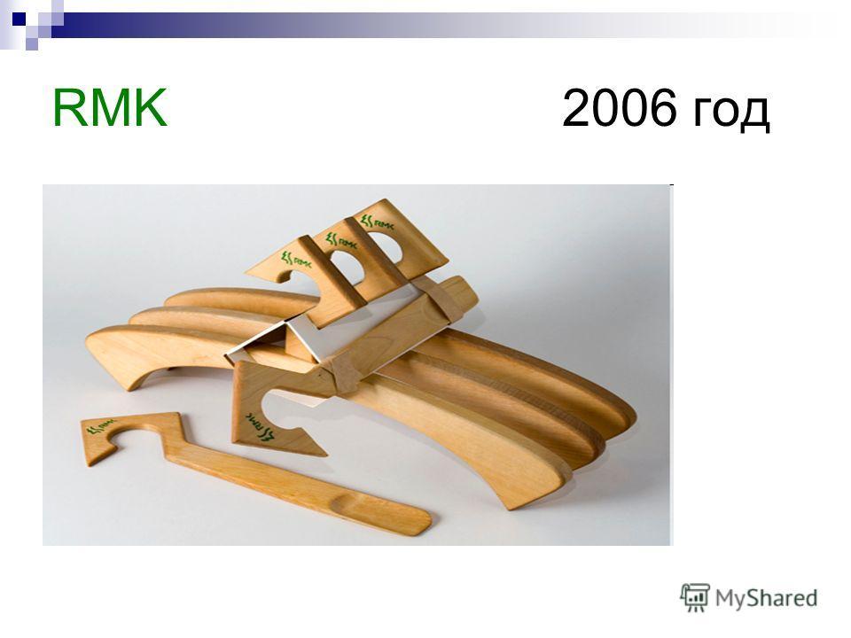 RMK2006 год