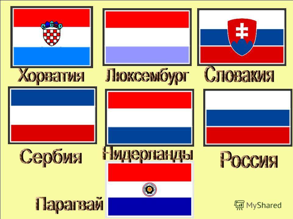 Несколько стран в качестве символа своего государства решили использовать флаг в виде трёх горизонтальных полос, одинаковых по ширине, но разных по цвету : белый, синий, красный. Сколько стран могут использовать такую символику, при условии, что у ка